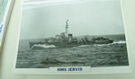 HMS Jervis 1938 Destroyer warship framed picture (4)